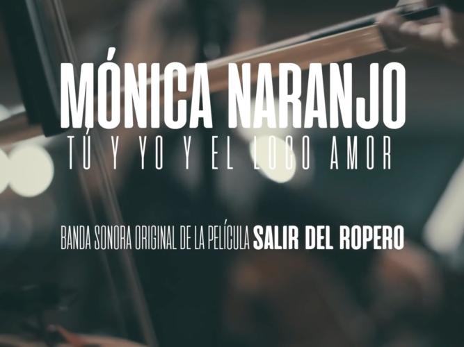 Tu Y Yo Y El Loco Amor - Monica Naranjo (teaser BSO)