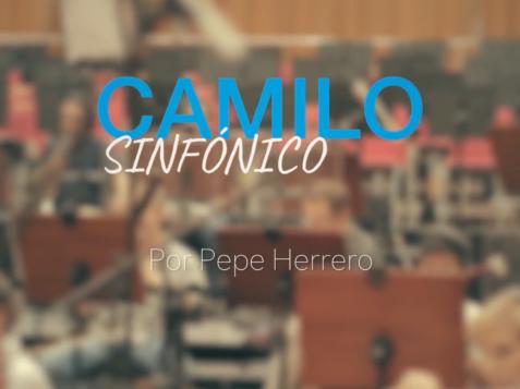 Camilo Sinfónico - Pepe Herrero Making Off